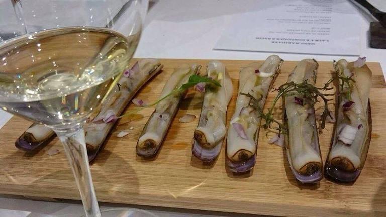 Viñoteca Bagos, Pontevedra