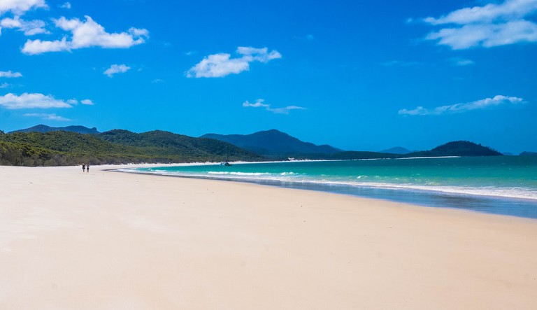 Whitehaven Beach © Petra Bensted / Flickr