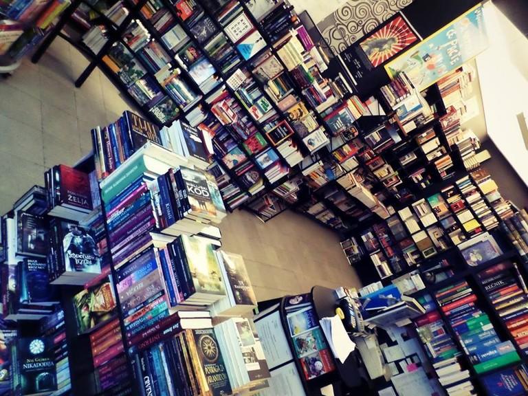It's Zepter Book World!