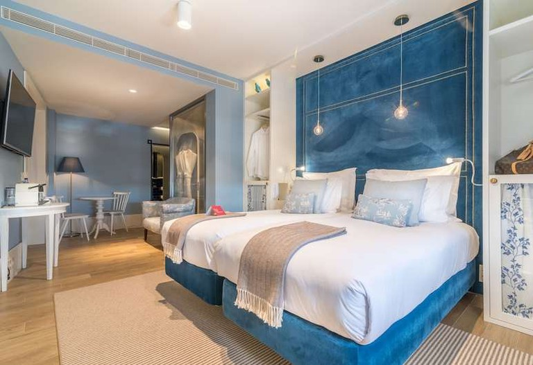 Classic room at LX Boutique Hotel