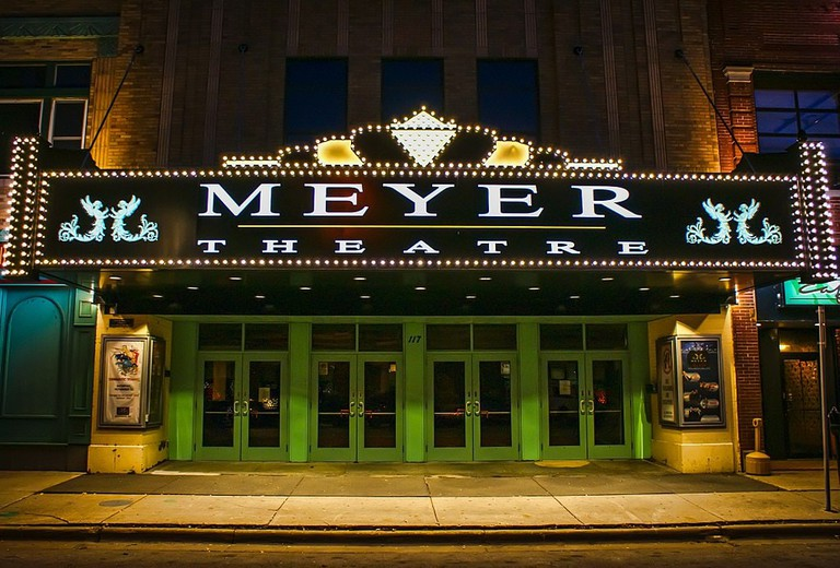 Meyer Theatre | © Chris Rand/WikiCommons