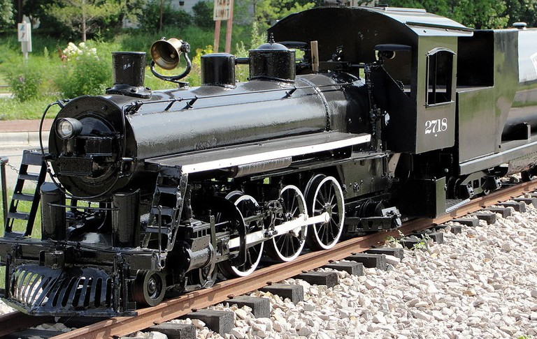 National Railroad Museum | © Greg Tally/WikiCommons