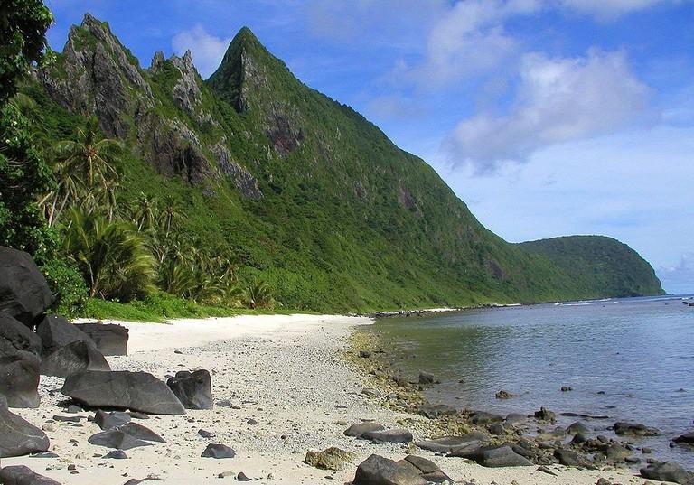 Ofu Beach, National Park of American Samoa
