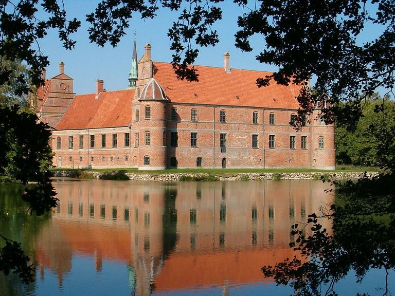 Rosenholm Castle-Denmark