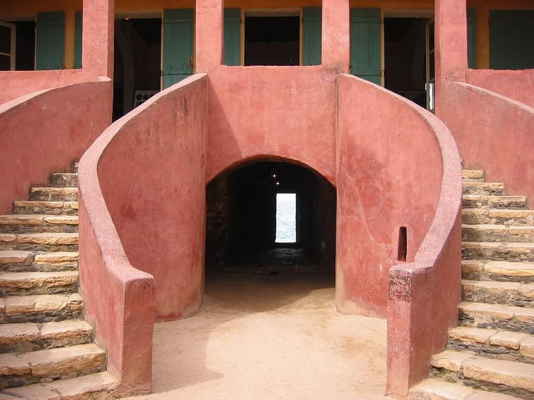 La Maison des Esclaves, Dakar
