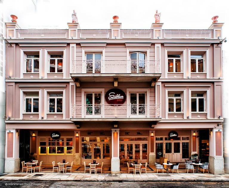 Savvas restaurant