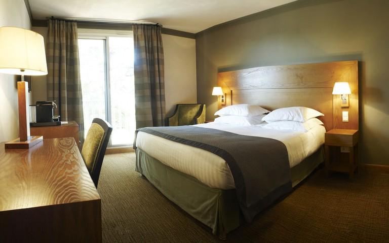 Superior Room, Garden View New Hotel Bompard   © Hotels.com