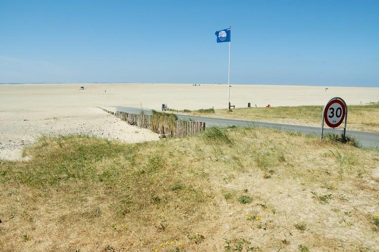 Rømø -Beach-Denmark-Strand