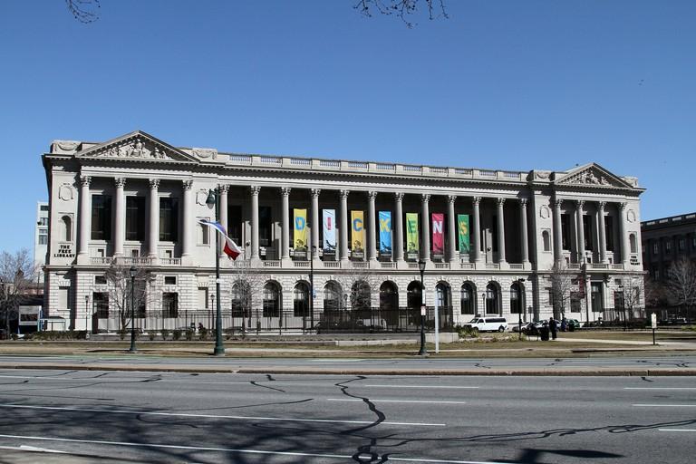 Philadelphia Free Library