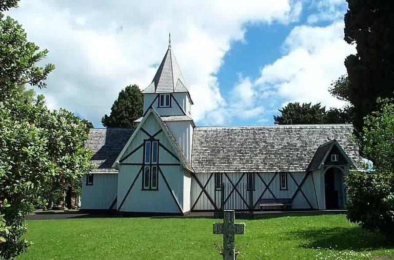 All_Saints_Church_Howick