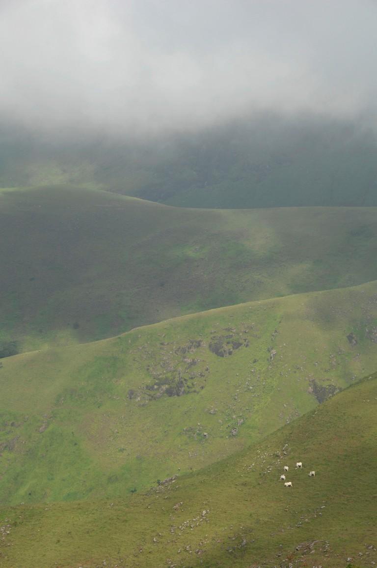 Sankwala mountains Cross River State Nigeria