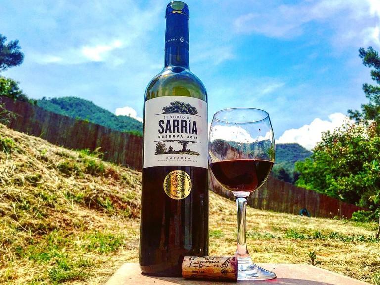 Bodega de Sarria, Navarra