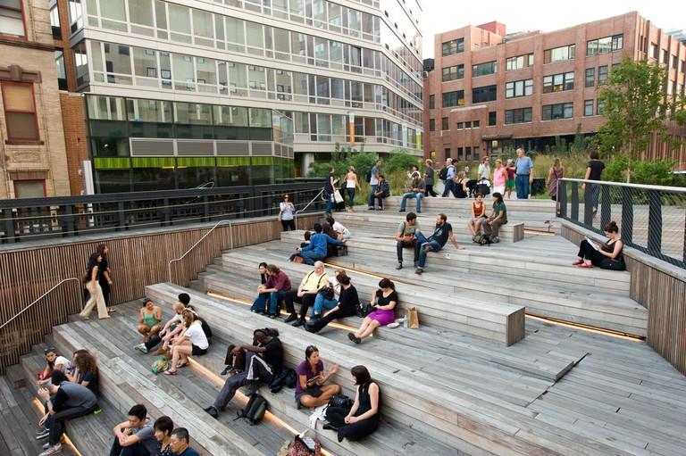 The High Line, New York City, USA