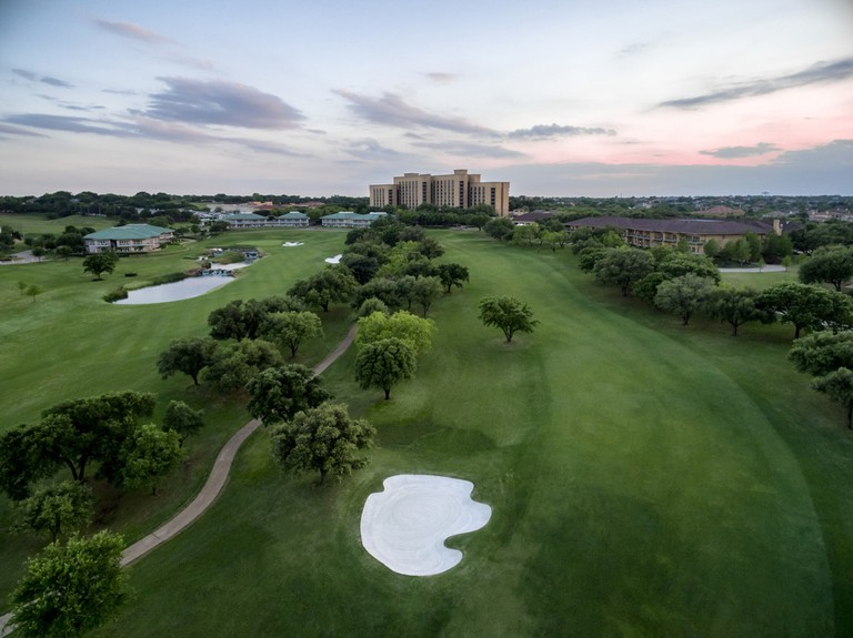 TPC Four Seasons Las Colinas is one of the most luxurious golf courses in Dallas-Fort Worth