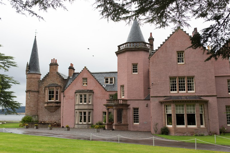 Bunchrew House, Inverness, Scotland