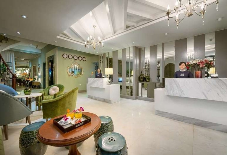 The cheerful lobby | © Essence Hanoi Hotel & Spa/hotels.com