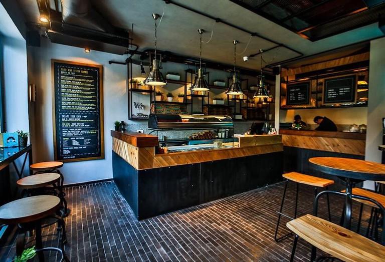 Fishface Jo poke restaurant