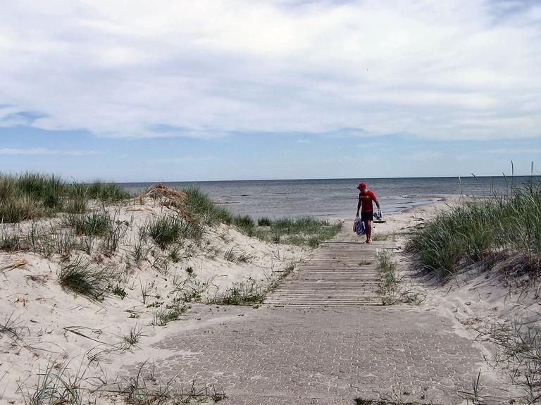 Bisnap Beach Denmark Strand