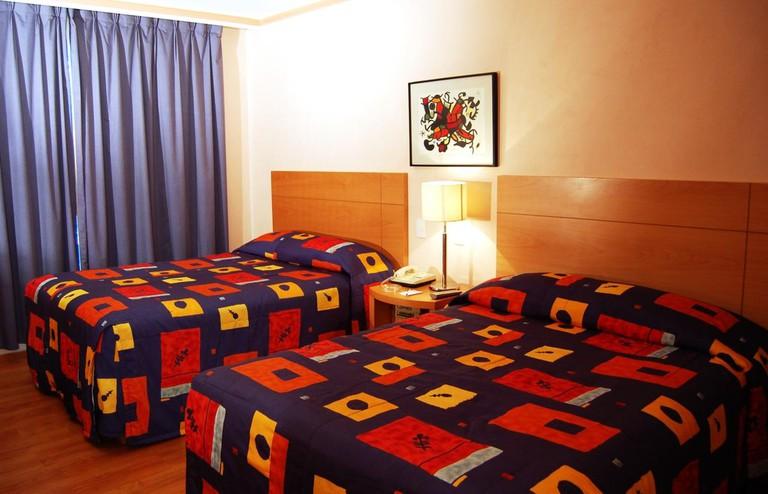 Hotel del Principado is perfect for the budget-conscious LGBTQ traveler