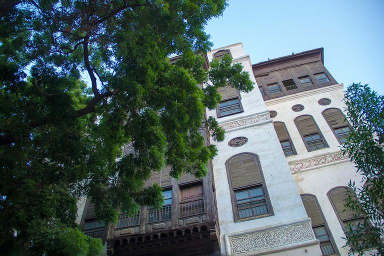 Nasseef house al balad historical place, Jeddah, Saudi Arabia