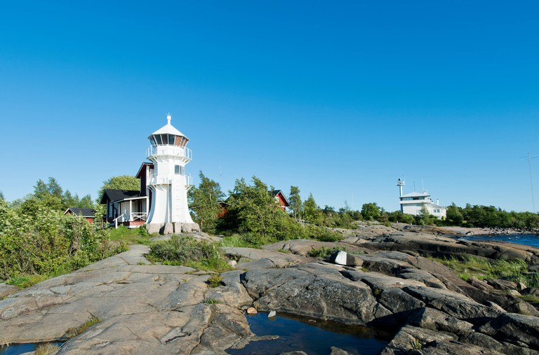 Pori is the ultimate seaside city in Finland.