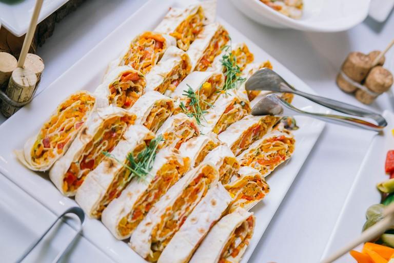 lavash rolls