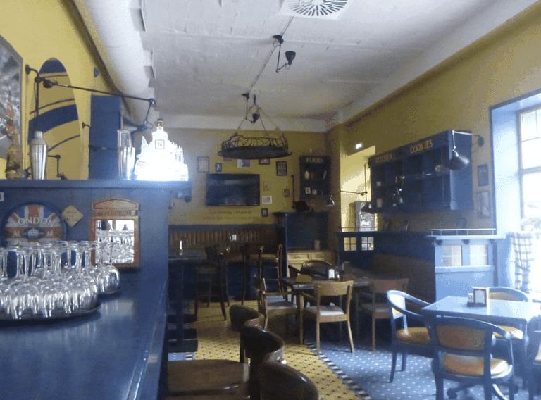 Interior of London Pub | © Northern Irishman in Poland