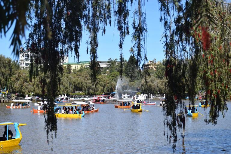 Burnham Park Lake, Baguio City