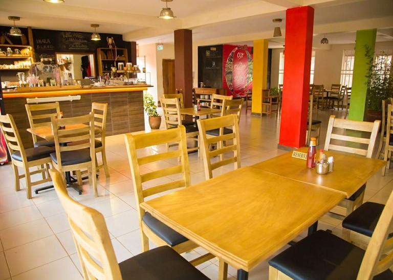 O Café, Gulu
