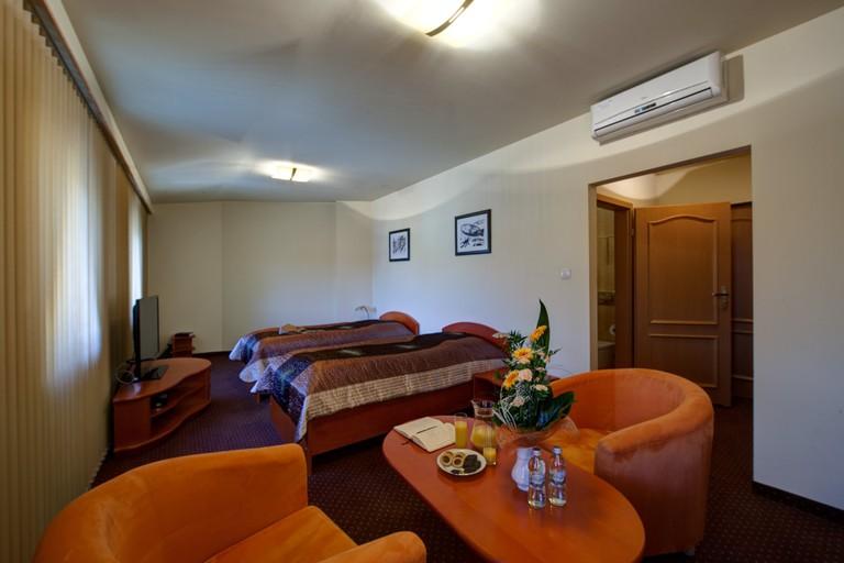 A room at the Hotel Royal   © Hotel Royal