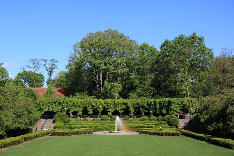 Conservatory Garden, Central Park, Manhattan, New York City, United States of America