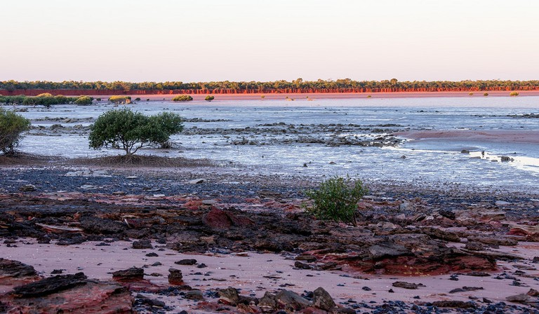 Roebuck Bay in Broome © Robyn Jay / Flickr