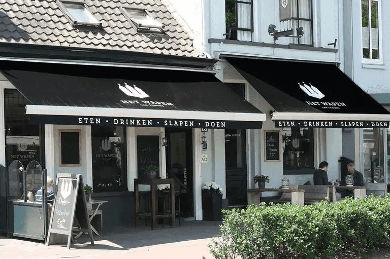 Tilburg hotel