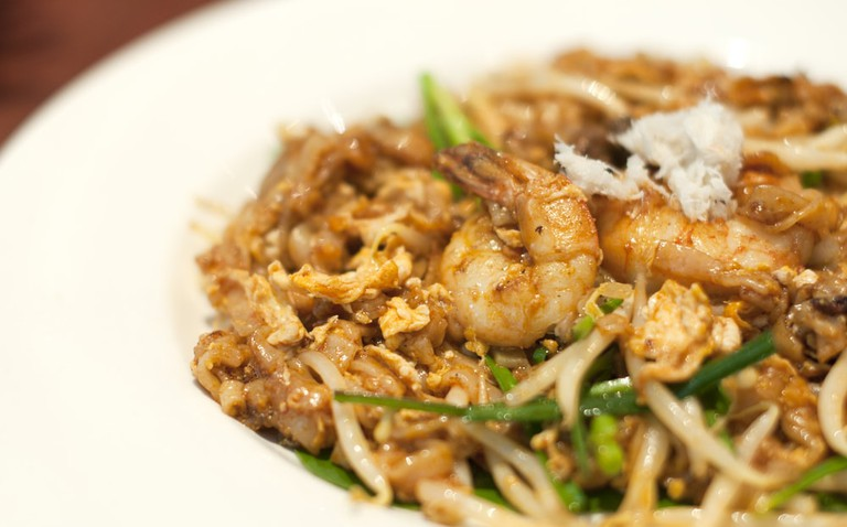 Fried Penang Char Kuey Teow