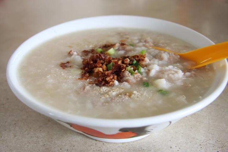 Chinese porridge