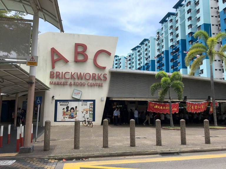 Singapore ABC Brickworkd Food Centre