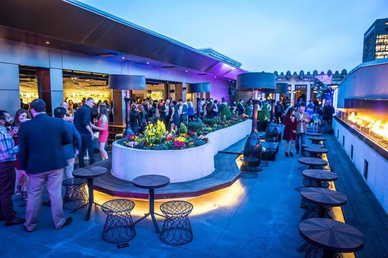 Stratus Rooftop Lounge Philadelphia