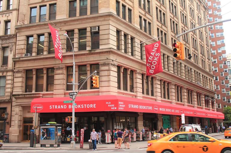 Strand Books, New York, USA.