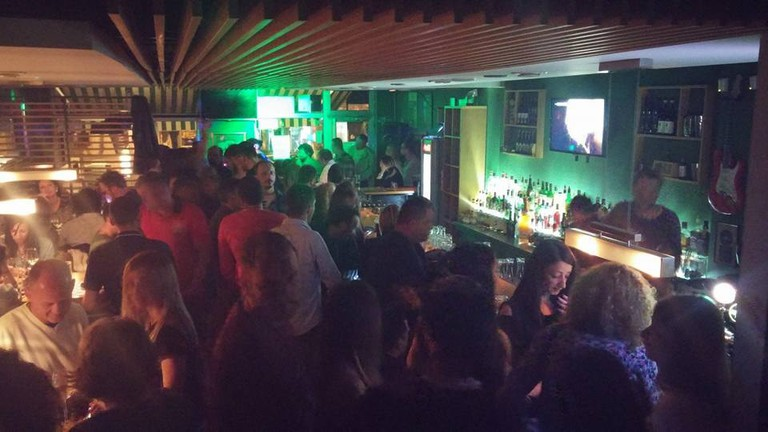 An energetic night out at Tango in Kragujevac