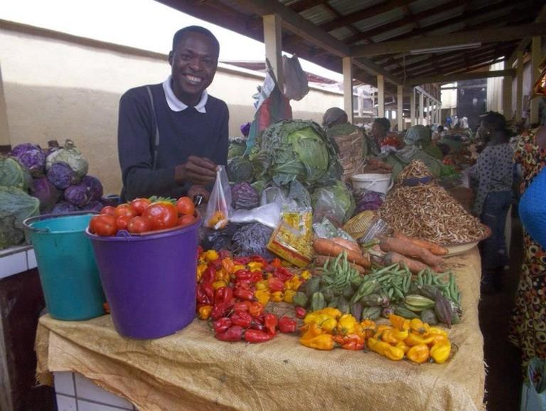 Bafoussam market