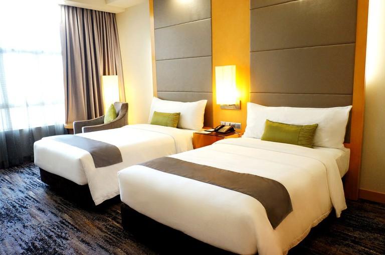 The Waterfront Hotel, kuching hotels