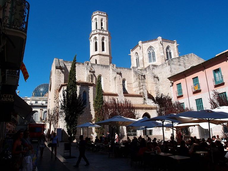 Església de Sant Pere, Figueres
