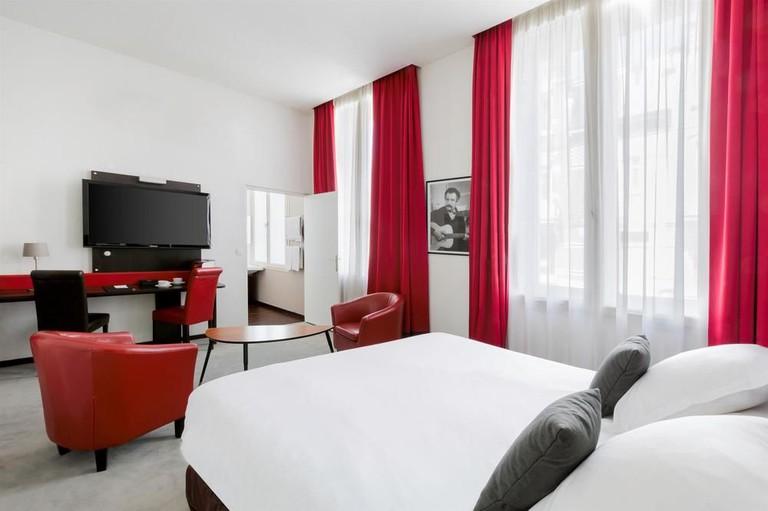 Guestroom at Best Western Urban Hotel & Spa