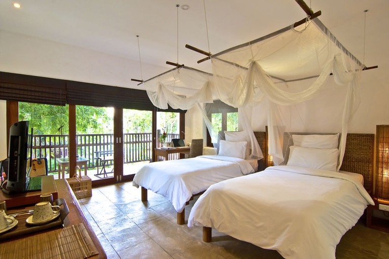 The Legend Chiang Rai Spa Resort