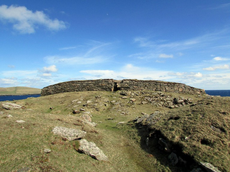 Ness Of Burgi, Shetland