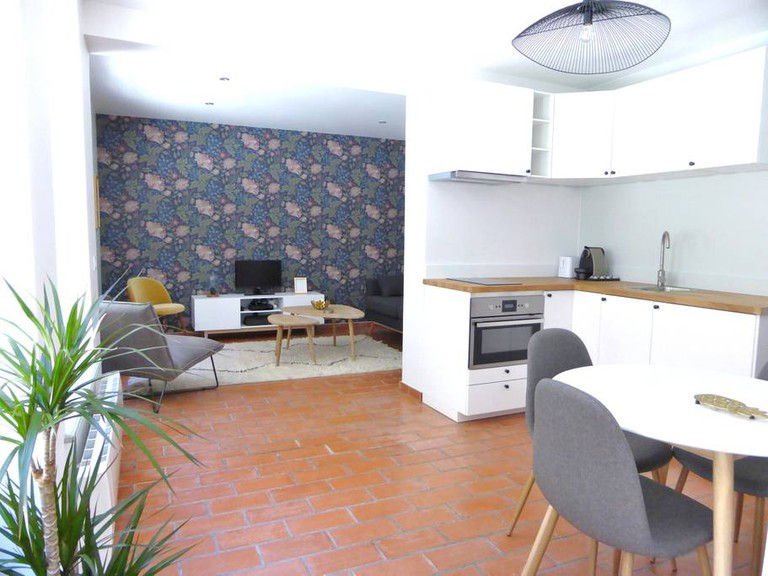 Modern apartment in heart of Lille