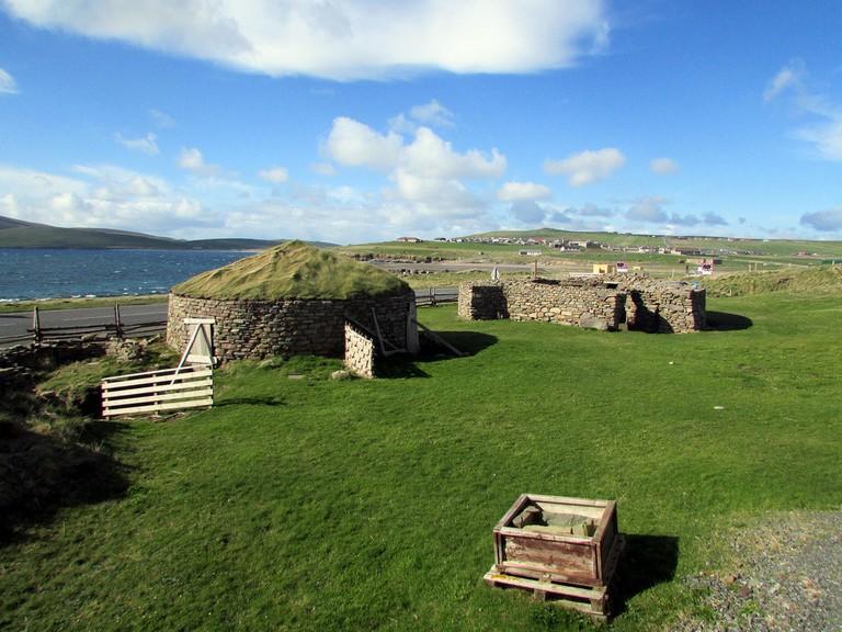 Old Scatness, Shetland