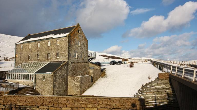 Bonhoga Gallery, Weisdale Mill, Weisdale, Shetland