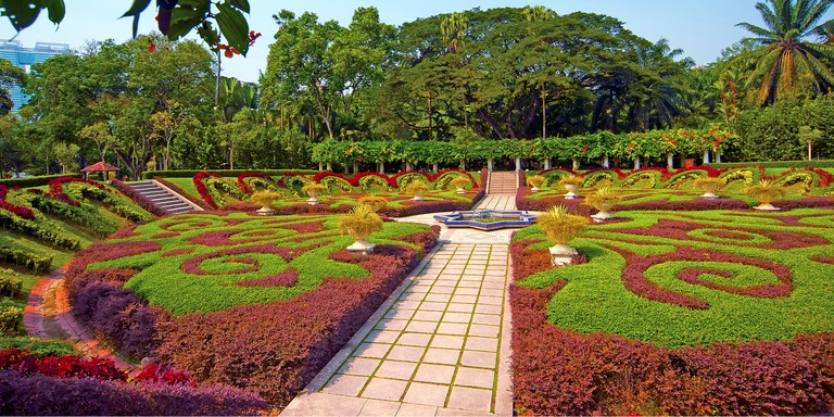 Perdana Botanical Garden, Kuala Lumpur, Malaysia.