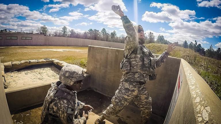 US Army Combat Training Museum